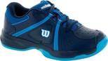 Wilson Çocuk Tenis Ayakkabısı Deep 34 Numara