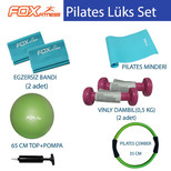 Fox Fitness Pilates Luks Set