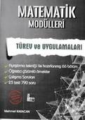 Matematik Modülleri-Türev ve Uygulamaları