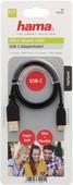 "Hama USB-C Kablo, ""Flexi"", 0.75m"