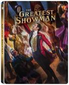 Greatest Showman On Earth, The - Muhteşem Showman Steelbook