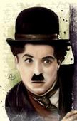 Charlie Chaplin Yumuşak Kapaklı Defter - Aylak Adam Hobi