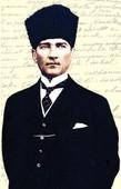 Atatürk 4 Yumuşak Kapaklı Defter - Aylak Adam Hobi