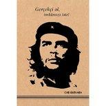 Che Guevara 2 Kraft Defter - Aylak Adam Hobi