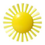 Moluk Design Plui Brush Sunny Yellow