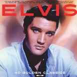 Elvis 40 Golden Classics 2LP