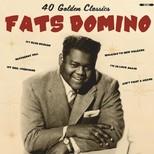 Fats Domino 40 Golden Classics 2LP