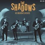 The Shadows 40 Golden Classics 2LP