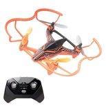 Silverlit-Hyper Drone Yarış Tekli Kit 2.4G - İç Mekan