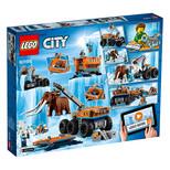 Lego-City Arctic Mobile Exploration Base 60195