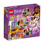 Lego-Friends Andrea's Bedroom 41341