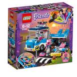 Lego-Friends Service & Care Truck 41348