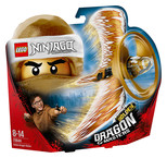 Lego-Ninjago Golden Dragon Master 70644