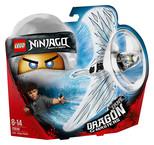Lego-Ninjago Zane - Dragon Master 70648