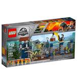 Lego Jurassic World Dilophosaurus Attack 75931
