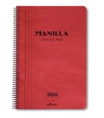 Lecolor Manila Notebook Kareli Spr.