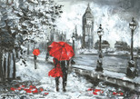 K.Color-Puz.1000 Londra'da Romant.68x48