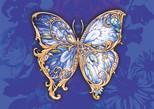K.Color-Puz.1000 Altın Kelebek 68x48