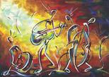 K.Color-Puz.1000 Müzisyenler 68x48