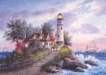 K.Color-Puz.500 Deniz Feneri 34x49