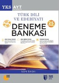 YKS AYT Türk Dili ve Edebiyatı Denem Bankası 25 Deneme