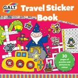 Galt-Kitap Travel Sticker 6 Yaş+