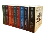 Game Of Thrones Taht Oyunları-9 Kitap Set-Özel Kutulu