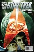 Star Trek Sayı 8 Kapak A-Çizgi Roman Dergisi