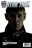 Star Trek Sayı 8 Kapak B-Çizgi Roman Dergisi