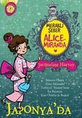 Meraklı Şeker Alice Miranda-Japonya'da