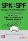 SPK-SPF Muhasebe ve Finansal Raporlama Soru Bankası