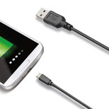 Celly USB Micro Cable Bi Side USBMICROR
