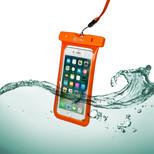Celly Splashbag Up To 6.2 SPLASHBAG18 Turuncu