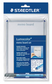 Staedtler 641 Mb Lumocolor Memo Board Set ( 210 X 148 Mm )