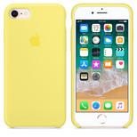 Apple iPhone8/7 SilikonKılıf Sarı MRFU2ZM/A
