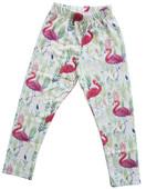 Petitsomething - Flamingo Kız Çocuk Tayt 6 Yaş