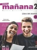 Nuevo Manana 2 A2-Libro del Alumno-Audio Descargable