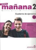 Nuevo Manana 2 A2-Cuaderno de Ejercicios
