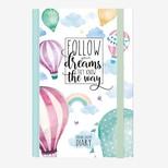 Legami Ajanda 2018-2019 16 Ay Orta Boy Air Baloon