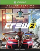 XBOX ONE THE CREW 2 DELUXE EDT