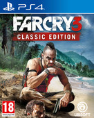 PS4 FAR CRY 3 CLASSIC EDITION