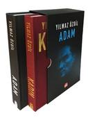 Adam-Kadın Bez Cilt Set-2 Kitap Takım