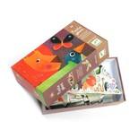 Djeco Orman Hayvanları 36 Parça Puzzle (DJ07171)