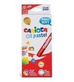 Carioca Yağlı Pastel Boya Kalemi 12Li