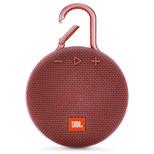JBL CLIP 3 Bluetooth Speaker IPX7 Kırmızı