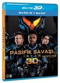 Pacific Rim: Uprising - Pasifik Savaşi: İsyan 3D Blu-ray