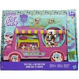 Littlest Pet Shop Figür Miniş Yiyecek Kamyonu E1840