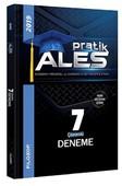 2019 ALES Pratik Çözümlü 7 Deneme