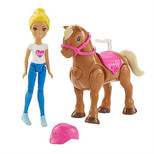 Barbie Hep Yanımda ve Atı FHV60