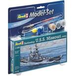 Rev-Maket USS Missouri WWII (65128)